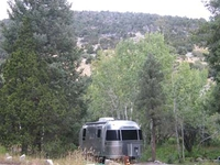 Lower Lehman Creek Campground