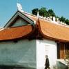 Un templo de Sinh y Tumbas Tran