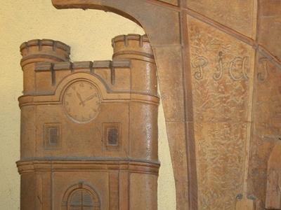 Antal Pázmándi's Ceramics, Debrecen