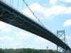 Anthony Wayne Bridge Across Maumee River - Toledo OH