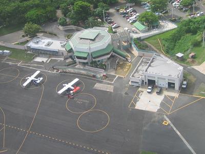 Vieques Antonio Rivera Rodriguez Airport