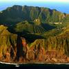 Aogashima's Double Volcano