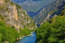 Aoos River - Konista