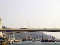 Ap Lei Chau Bridge
