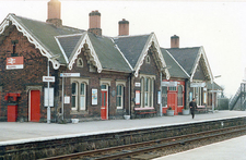 Appleby Railway Station