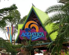 Aquatica Main Entrance