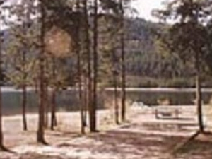 Arapaho Bay Campground