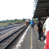 Arau Train Station