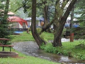 Arbor Vitae Campground