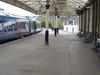 The Southbound Platform