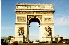 Arc De Triomphe Frontsimple