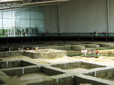 Archaeological  Site Of  Jinsha