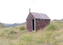 Archie's Hut At Copper Creek