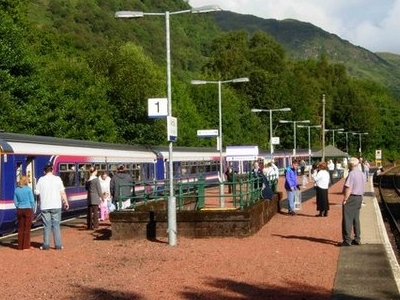 Ardlui Station