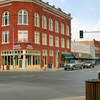 Main And Washington Streets