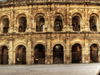 Exterior Of The Arena Of Nimes