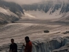 The Argentiere Glacier
