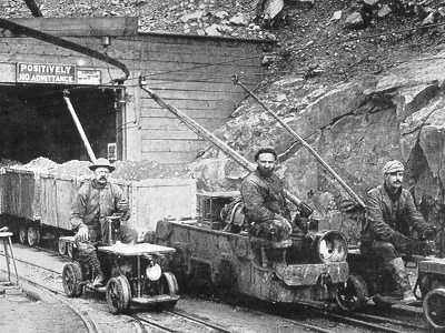 Argo Tunnel 1 9 1 0