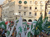 Panhellenic Socialist Movement In Aristotelous Square