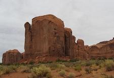 Arizona Monument Valley View