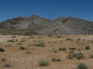 Flecha Cañón Range