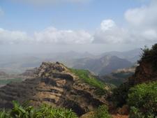 Arthur's Seat Scenic Beauty - Mahabaleshwar - Maharashtra - India