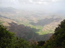Arthur's Seat Scenic Views - Mahabaleshwar - Maharashtra - India