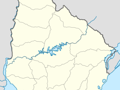 Artigas Is Located In Uruguay