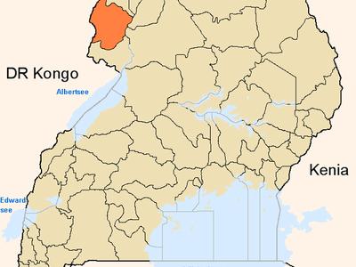 Arua  District  Uganda