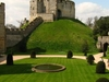View Of Arundel Castle's Norman Motte