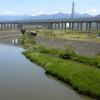 Asa River In Nagano Japan