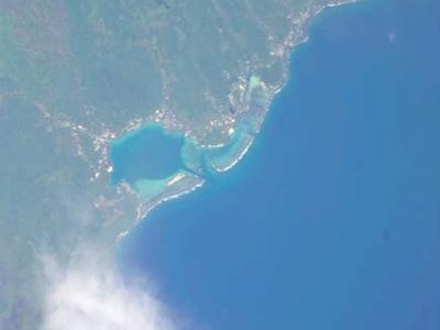 Asau Samoa Island