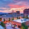 Asheville NC - Downtown Grove Arcade