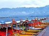 AShikaras At Dal Lake - Srinagar J&K