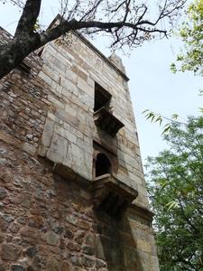 A Side View Of The Khuni Darwaza