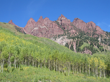 Aspen Maroon Bells CO - Independence Pass