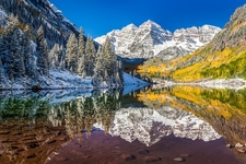 Aspen Maroon Bells CO
