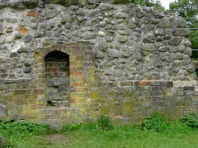 Asserbo  Castle Ruins