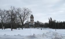 Assiniboine Pav