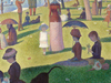 A Sunday Afternoon On The Island Of La Grande Jatte   1884by Geo