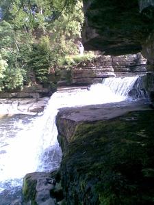 Asygarth Falls