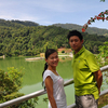 At Air Itam Dam