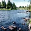 At Henrys Fork Of Snake River