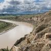 Atop Little Missouri - TRNP - North Dakota