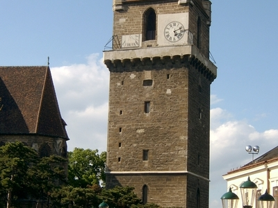 At Perchtoldsdorf