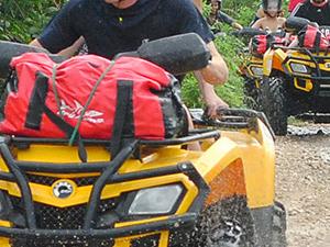 ATVs and Cenote