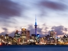 Auckland Skyline - North Island NZ