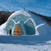 Aurora Ice Museum At Chena Hot Springs