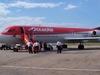 Oceanair Fokker 100 Araguaina Airport
