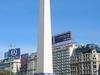 Avenida 9 De Julio And The Obelisk